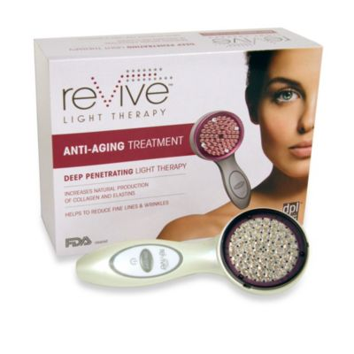 reVive™ Light Therapy Portable Handheld Anti-Aging Treatment System