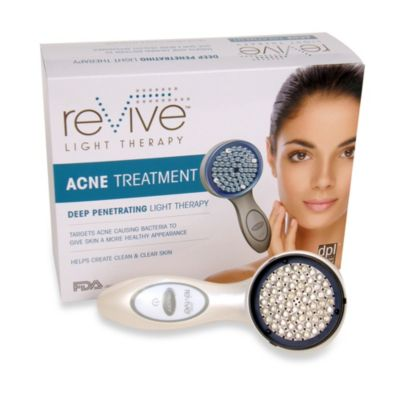 reVive Light Therapy™ Portable Handheld Acne Treatment System