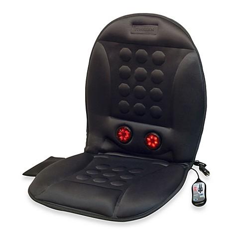 Buy 12 volt infra heat massage cushion from bed bath amp beyond