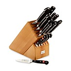 Wusthof® Classic 16-Piece Knife Block Set