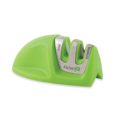KitchenIQ Edge Grip 2-Stage Knife Sharpener