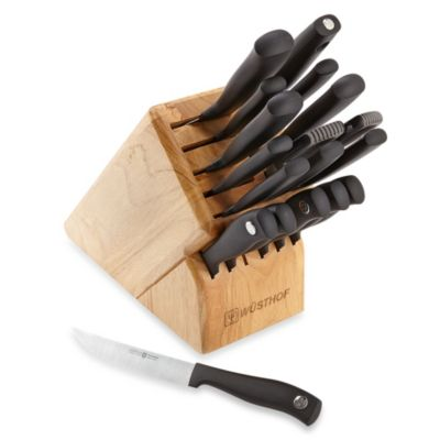 Wusthof® Silverpoint II 18-Piece Knife Block Set