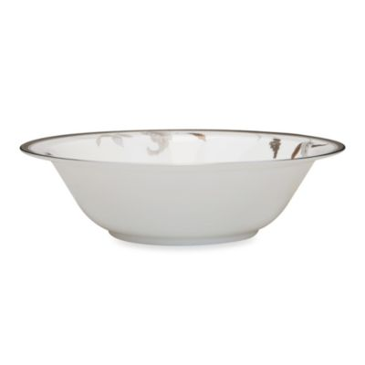 Noritake® Islay Platinum 32-Ounce Round Vegetable Bowl