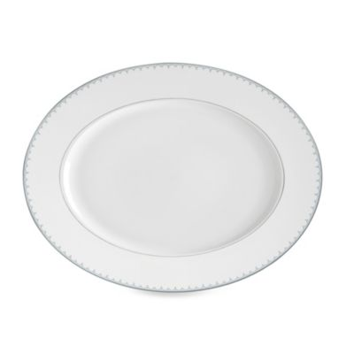 Waterford® Monique Lhuillier Lily of the Valley 13.5-Inch Medium Oval Platter