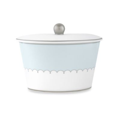 Waterford® Monique Lhuillier Lily of the Valley 12-Ounce Covered Sugar Bowl