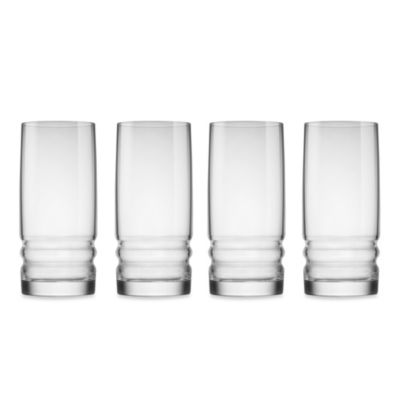 Metropolitan 4-Piece 16.25-Inch Cooler Drinking Glass Set