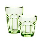 Bormioli Rocco Rock Bar Lounge Drinkware in Mint