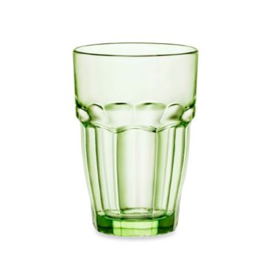 Bormioli Rocco Rock Bar Lounge Long Drink Glasses in Mint (Set of 6)