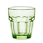 Bormioli Rocco Rock Bar Lounge Double-Old-Fashioned Rocks Glasses in Mint (Set of 6)