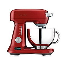 Breville® The Scraper Mix Pro 5-Quart Stand Mixers and Attachments