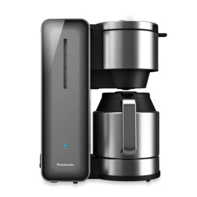 Panasonic® The Breakfast Collection Coffee Maker in Smoke