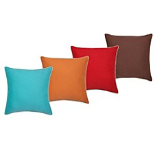 Solana Square Toss Pillow