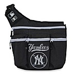 Diaper Dude® MLB™ Messenger Diaper Bag - NY Yankees