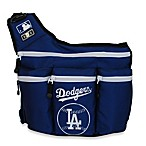 Diaper Dude® MLB™ LA Dodgers Messenger Diaper Bag