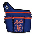 Diaper Dude® MLB™ Messenger Diaper Bag - NY Mets