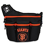 Diaper Dude® MLB™ Messenger Diaper Bag - SF Giants