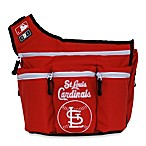 Saint Louis Cardinals MLB™ Diaper Dude® Messenger Diaper Bag