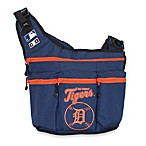 Diaper Dude® MLB™ Messenger Diaper Bag in Tigers