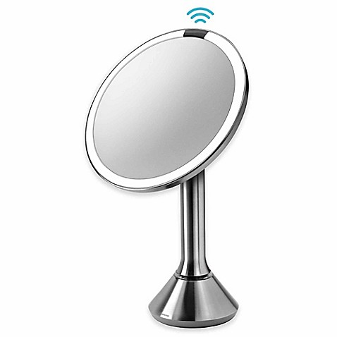 Simplehuman 174 5x Sensor Vanity Mirror Www