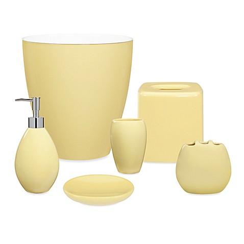 Wamsutta Elements Yellow Bath Tissue Boutique Bed Bath Beyond