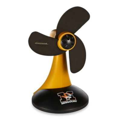 University of Missouri Light Up Desktop Message Fan