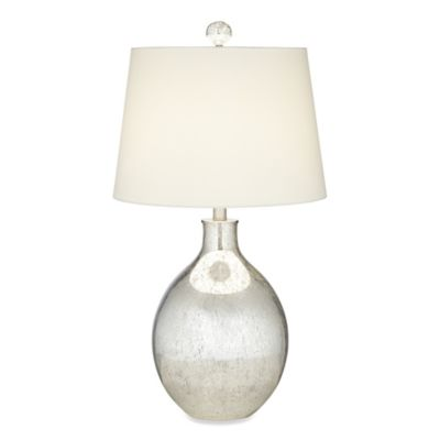 Pacific Coast Lighting® Mercury Oval Table Lamp