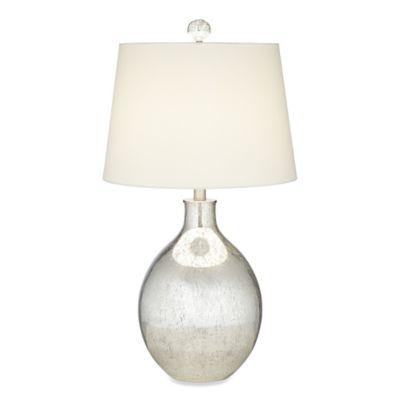 Pacific Coast Lighting® Mercury Oval Table Lamp
