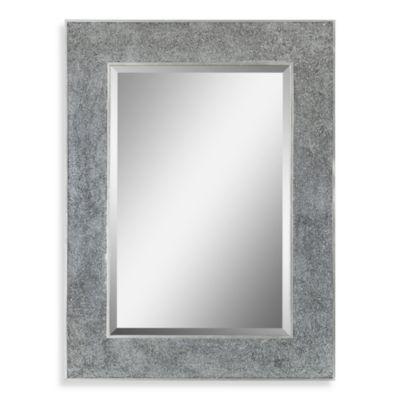 Ren-Wil 40-Inch x 30-Inch Helena Mirror