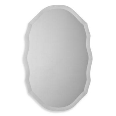 Ren-Wil Ashfield 29-Inch x 19-Inch Mirror