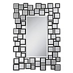 Pacific Coast® Lighting 28-Inch x 40-Inch Cubist Mirror
