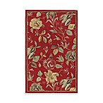 Kaleen Savannah Rug in Red