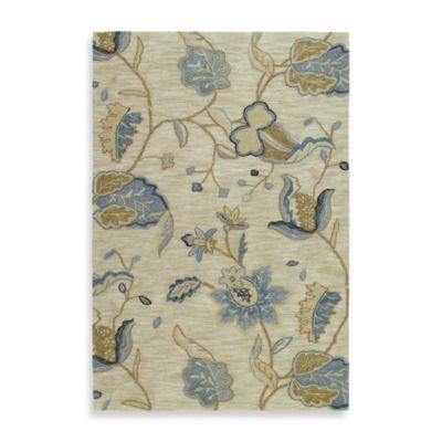 Kaleen Spectacle 2-Foot x 3-Foot Rug in Blue