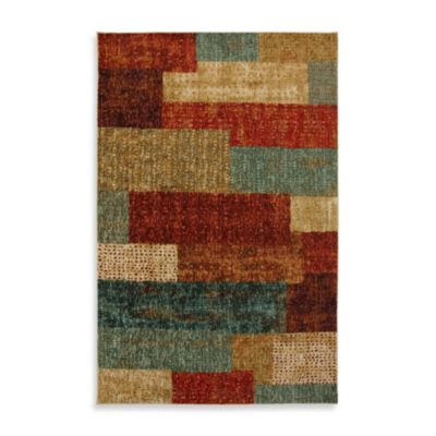 Mohawk Home Urban Abstract Rug