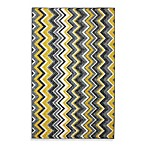 Mohawk Ziggidy Rug in Yellow
