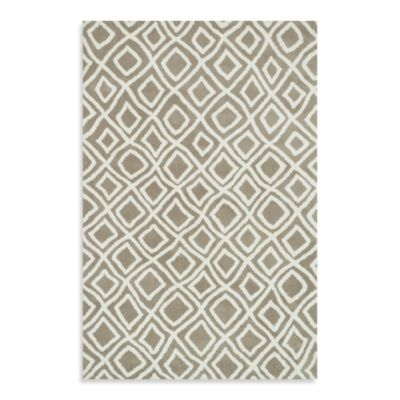 Loloi Rugs Charlotte 3-Foot 6-Inch x 5-Foot 6-Inch Rug in Beige