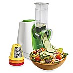 Hamilton Beach® Salad Xpress™ Multicone Compact Food Processor