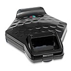 CucinaPro™ Bubble Waffle Maker in Black