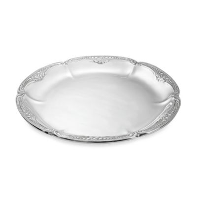 Wilton Armetale® Belle Mont 13-Inch Round Tray
