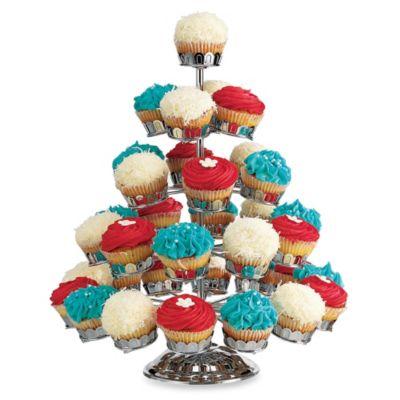 Godinger 35-Cupcake Stand