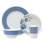 Nikko Fanciful 4-Piece Place Setting in Blue