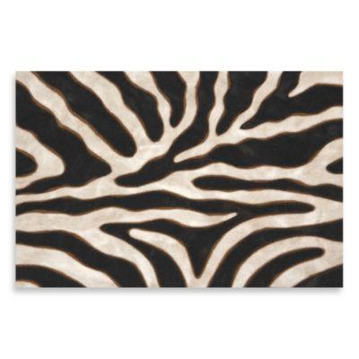 Liora Manne Zebra Door Mat