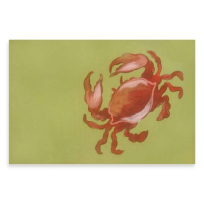 Liora Manne Crab Door Mat