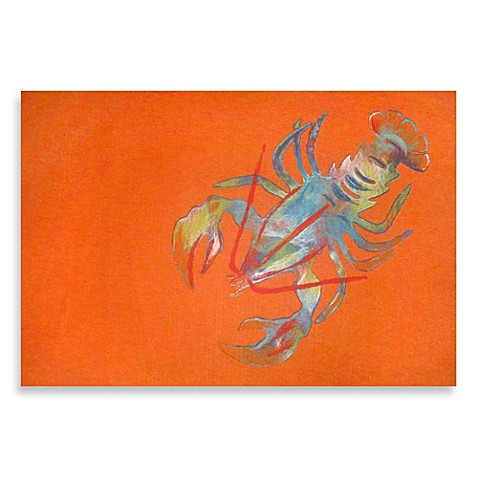 Liora Mann Lobster Door Mat