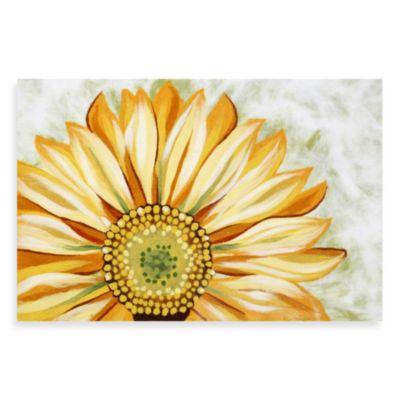 Sunflower Door Mat