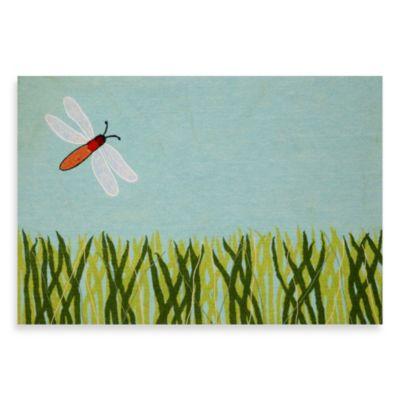 Liora Manne Dragonfly Door Mat