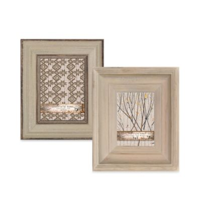 Through The Woods 5-Inch x 7-Inch Frame Tan Frames