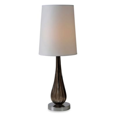 Ren-Wil Hudson Table Lamp in Brown