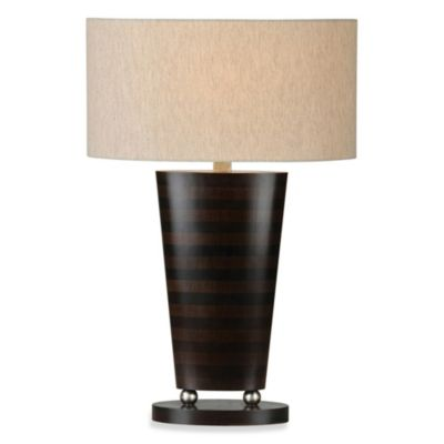 Ren-Wil Morgan Table Lamp in Brown