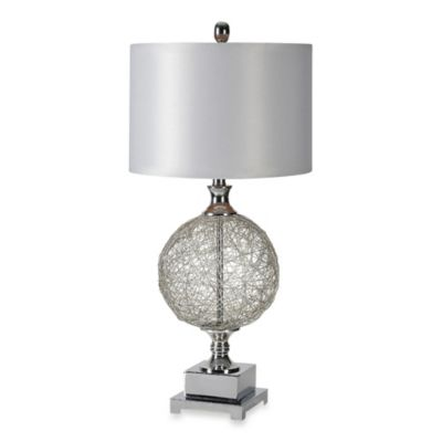 Ren-Wil Jasmin Chrome Table Lamp
