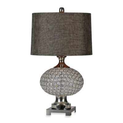 Ren-Wil Delancey Silver Plated Table Lamp